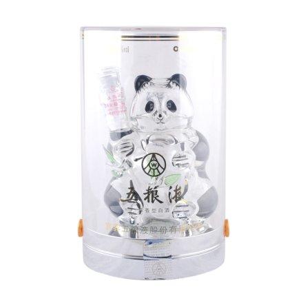 (清仓)52°精品熊猫酒250ml