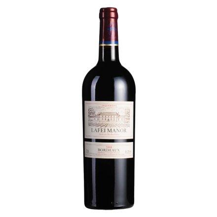 法国拉菲庄园法莱利至尊干红葡萄酒