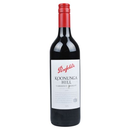 (清仓)澳大利亚奔富酒园寇兰山加本力梅洛红葡萄酒