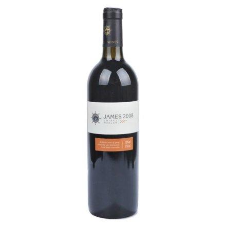 (清仓)澳洲詹姆士混合干红葡萄酒