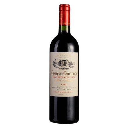 法国康田庄红葡萄酒