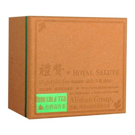 台湾礼赞天香1600高冷茶360g