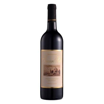【清仓】澳大利亚古宝山赤霞珠干红葡萄酒750ml