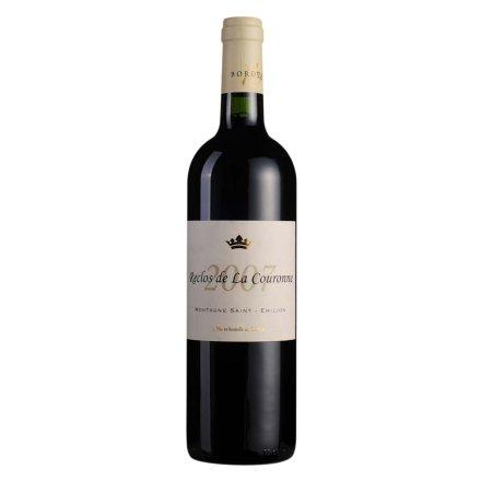 法国花冠庄2007红葡萄酒
