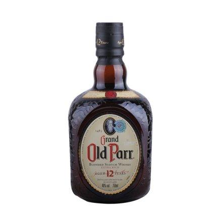 (清仓)尊享欧伯12年特醇调配型苏格兰威士忌