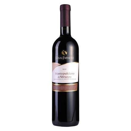 意大利阿布鲁佐蒙特齐亚诺干红葡萄酒750ml