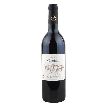 【清仓】法国圣洛克嘉瑞格干红葡萄酒