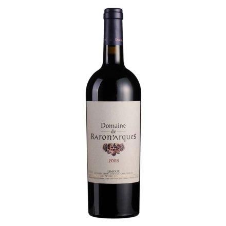 法国木桐雅克男爵干红葡萄酒