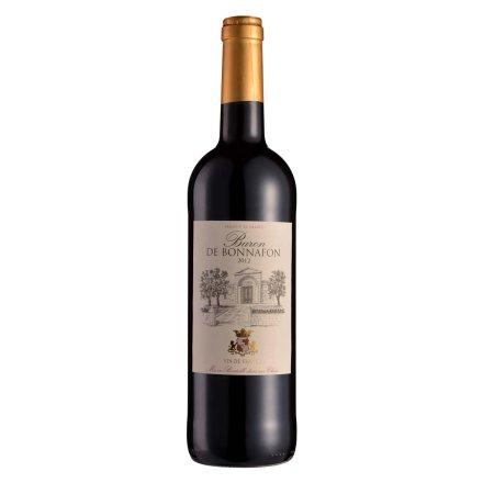 【清仓】法国2012年博纳干红葡萄酒750ml
