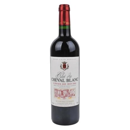【清仓】法国白马亭园红葡萄酒