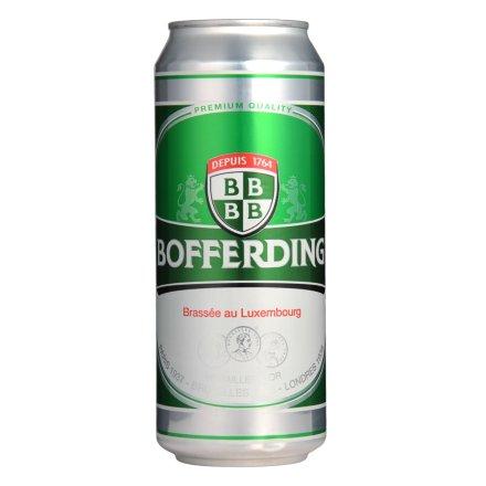 卢森堡宝鼎啤酒500ml