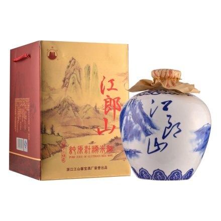 8°江郎山糯米酒青瓷瓶1500ml