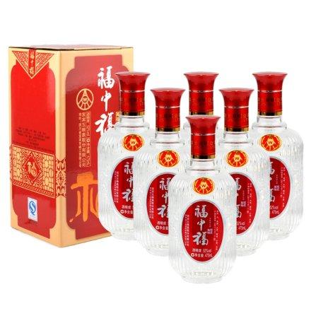 52°五粮液福中福祝君万福475ml(6瓶装)