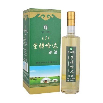 15.8°河套金樽哈达奶酒500ml