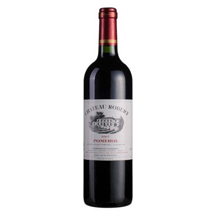 法国罗伯特庄园红葡萄酒