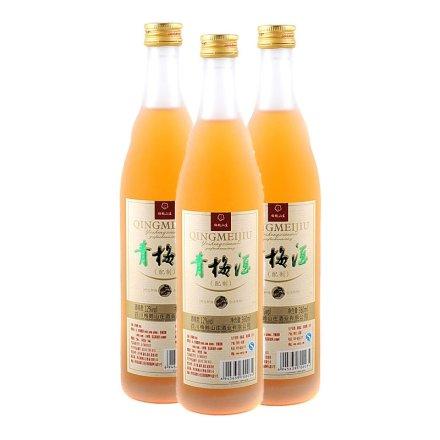 12°青梅酒360ml(3瓶装)