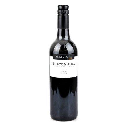 澳大利亚碧空之丘希拉干红葡萄酒