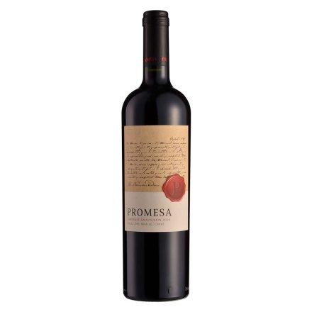 智利普罗米萨精选单一赤霞珠干红葡萄酒750ml