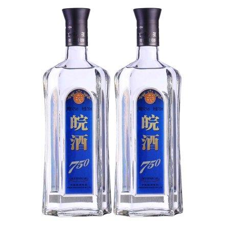 42°皖酒750ml(双瓶装)