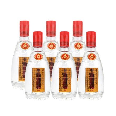 52°五粮液股份王者风范精酿475ml(6瓶装)
