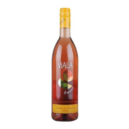 (清仓)意大利绿雾桃红葡萄酒