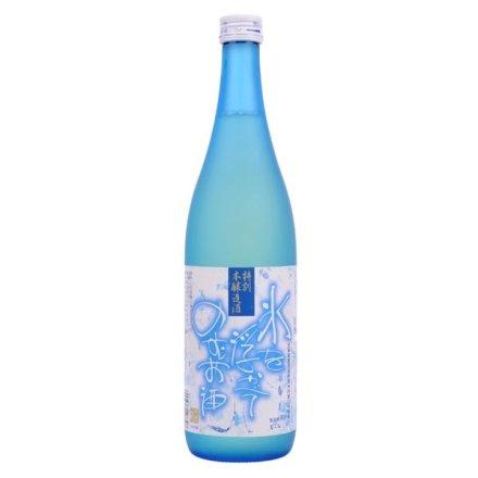 (清仓)日本浮冰特别本酿造清酒720ml