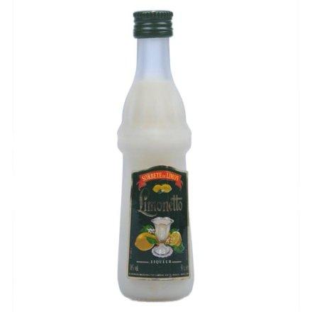 (清仓)16°西班牙柠檬奶油甜酒迷你装50ml