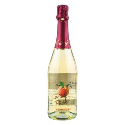法国罗曼蒂水果甜起泡酒(蜜桃味)