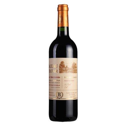 法国百笛菲尔精选干红葡萄酒