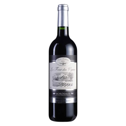【清仓】法国常青藤酒庄2011干红葡萄酒