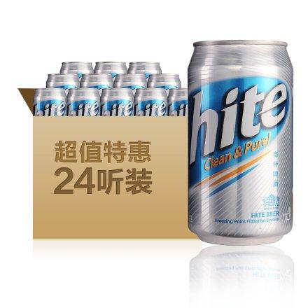 韩国海特啤酒355ml(24瓶装)