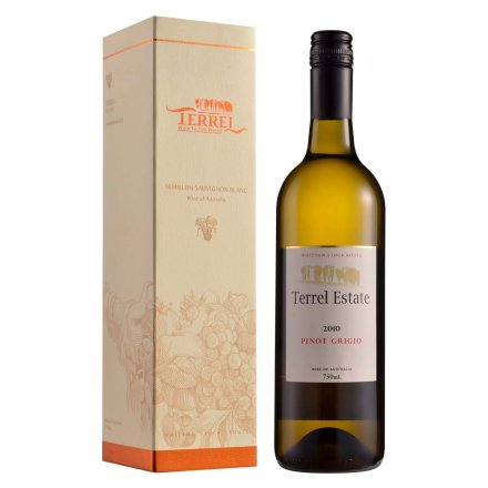【清仓】澳洲德诺灰皮诺干白葡萄酒750ml