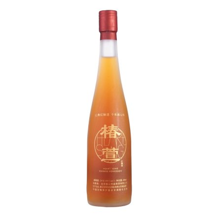 13.5°椿萱红粬酒480ml