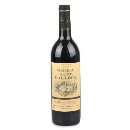 【清仓】法国圣堡红葡萄酒