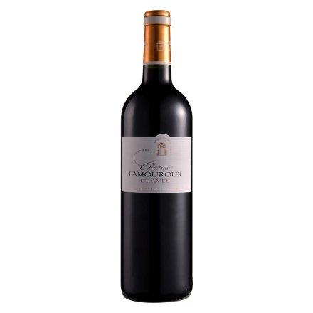 法国拉木胡庄园干红葡萄酒750ml