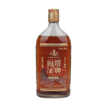 (清仓)塔牌六年国酒500ml