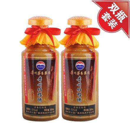 52°贵州特醇珍藏版500ml(双瓶装)