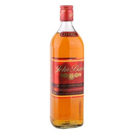 40°英国约翰巴尔混合苏格兰威士忌750ml