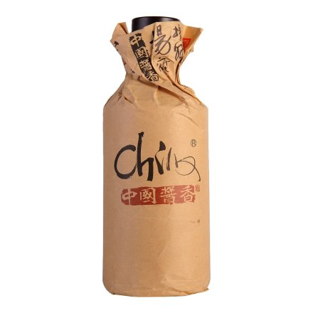 53°China中国酱香-简约经典环保装500ml