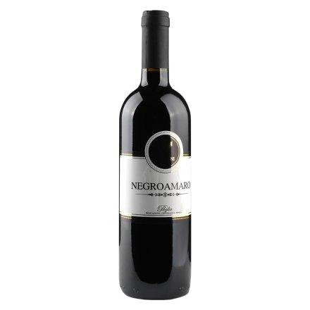 意大利巴罗尼黑曼罗干红葡萄酒