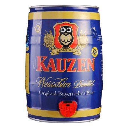 德国凯泽巴伐利亚州黑啤酒5L