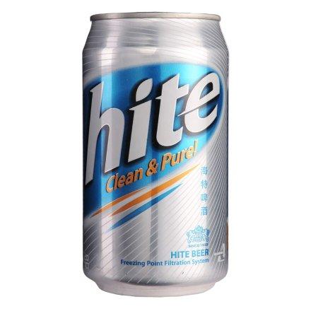 韩国海特啤酒355ml