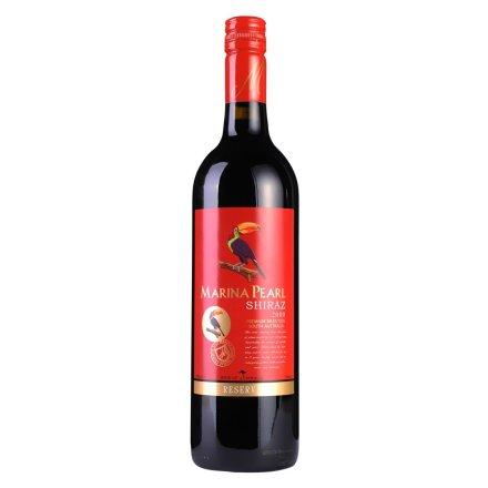 澳大利亚玛丽娜博尔2008珍藏西拉(珍藏大嘴鸟)葡萄酒