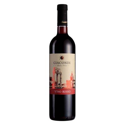 意大利康迪红葡萄酒750ml
