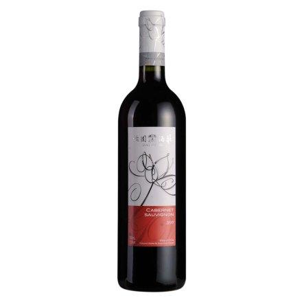 中国怡园赤霞珠干红葡萄酒