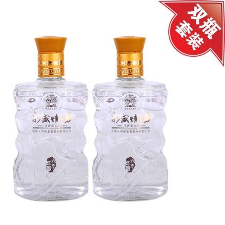 52°泸州永盛烧坊六年陈酿500ml(双瓶装)