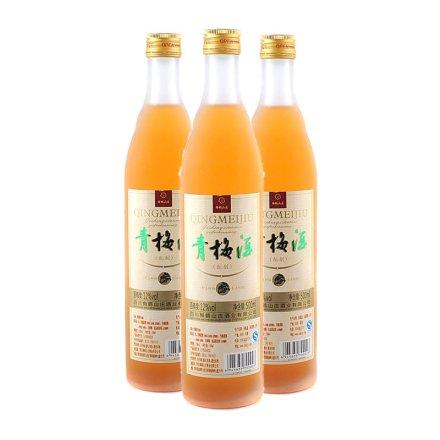 12°青梅酒500ml(3瓶装)