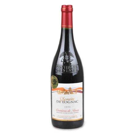 (清仓)法国朗纳克干红葡萄酒