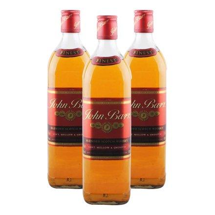 英国约翰巴尔混合苏格兰威士忌(3瓶装)