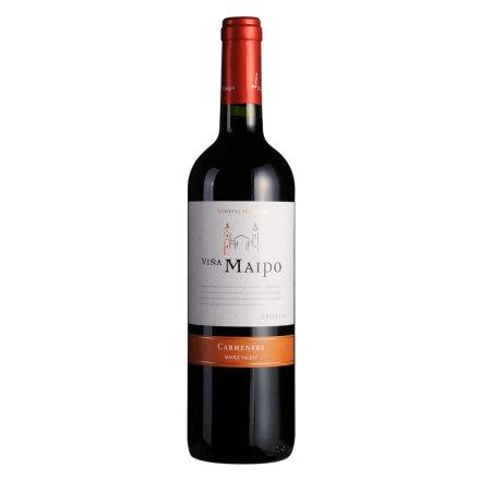 【清仓】智利迈坡佳美娜干红葡萄酒